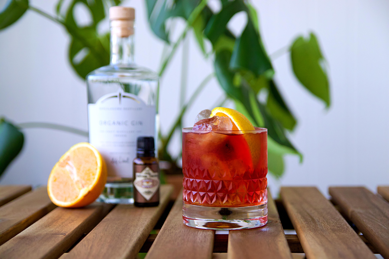 Negroni Bergslagens Organic Gin